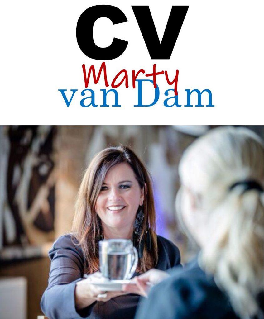 cv marty