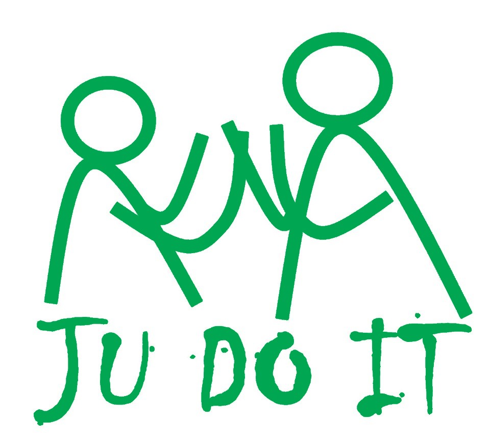 logo ju do it